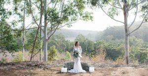 stonebarn winter wedding
