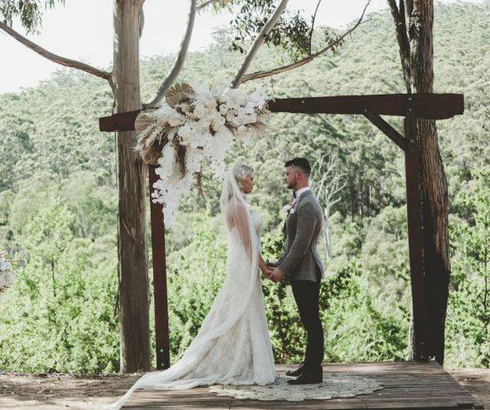 Stonebarn Wedding Leila & Lochie