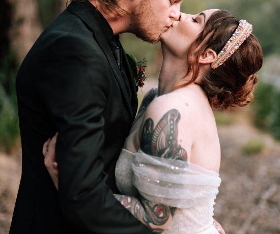 Brittny & Bradley Stonebarn Wedding